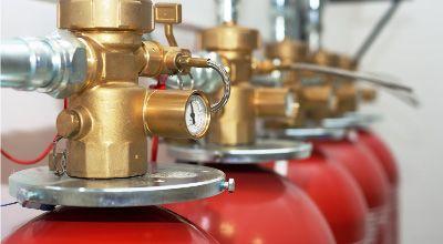 Gazowe systemy gaszenia