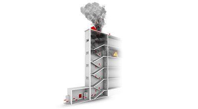 Systemy oddymiania i wentylacji pożarowej