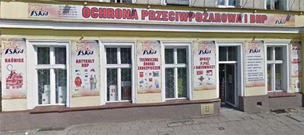 Sklep firmowy Poznań, ul. Garbary 80