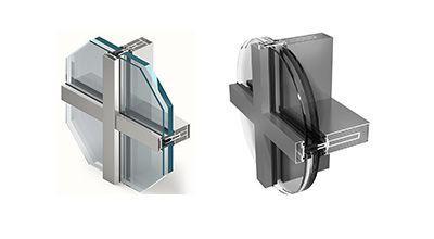 Przeciwpożarowe fasady i przekrycia dachowe z profili stalowych i aluminiowych