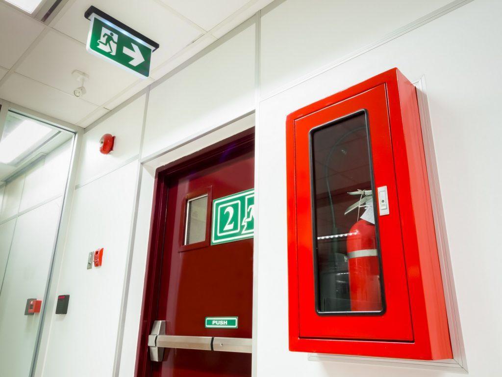 Zasady projektowania instalacji przeciwpożarowych